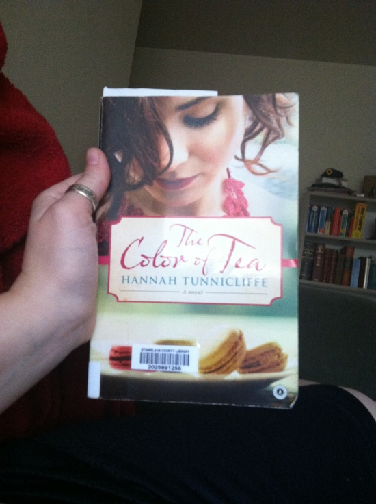New novel! (Recommended by my friend Brit)